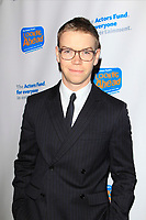 LOS ANGELES - DEC 5: Will Poulter at The Actors Fund's Looking Ahead Awards at the Taglyan Complex on December 5, 2017 in Los Angeles, California