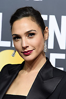 Gal Gadot arrives at the 75th Annual Golden Globe Awards at the Beverly Hilton in Beverly Hills, CA on Sunday, January 7, 2018.<br /> *Editorial Use Only*<br /> CAP/PLF/HFPA<br /> &copy;HFPA/PLF/Capital Pictures