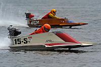 Jesse Ward (15-S) and 46-M (hydro)