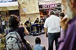 Jerusalem. Street musicians
