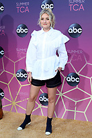 LOS ANGELES - AUG 15:  AJ Michalka at the ABC Summer TCA All-Star Party at the SOHO House on August 15, 2019 in West Hollywood, CA