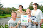 Currans Rural Development/Tidy Towns are holding a fund-raising race night on September 30th in the Riverside Inn in Currans to help enhance the village. .Back L-R Shelia McKeown and Kay Daly. .Front L-R Pat Conway and Paul McKeown
