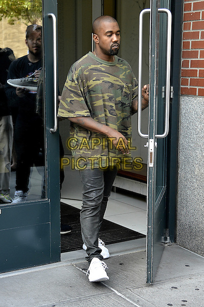 NEW YORK, NY - SEPTEMBER 13:  Kanye West seen in New York City on September 13, 2015. <br /> CAP/MPI67<br /> &copy;MPI67/Capital Pictures