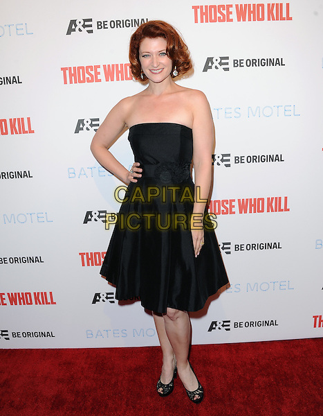LOS ANGELES, CA - FEBRUARY 26 -Kerry O'Malley attends The Premiere Party for A&amp;E's Those Who Kill and Season 2 of Bates Motel held at Warwick in Hollywood, California on February 26,2014                                                                              <br /> CAP/DVS<br /> &copy;DVS/Capital Pictures