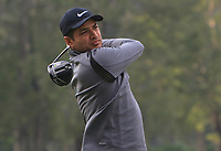 Julian Suri (USA) on the 14th tee during Round 1 of the UBS Hong Kong Open, at Hong Kong golf club, Fanling, Hong Kong. 23/11/2017<br /> Picture: Golffile | Thos Caffrey<br /> <br /> <br /> All photo usage must carry mandatory copyright credit     (&copy; Golffile | Thos Caffrey)