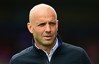 Exeter City manager Paul Tisdale<br /> <br /> Photographer Chris Vaughan/CameraSport<br /> <br /> The EFL Sky Bet League Two Play Off First Leg - Lincoln City v Exeter City - Saturday 12th May 2018 - Sincil Bank - Lincoln<br /> <br /> World Copyright &copy; 2018 CameraSport. All rights reserved. 43 Linden Ave. Countesthorpe. Leicester. England. LE8 5PG - Tel: +44 (0) 116 277 4147 - admin@camerasport.com - www.camerasport.com