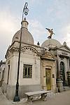 F. Bangalari & Josefa de Pujol Tomb,  La Recoleta Cemetery