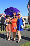 Ciara and Barbara Tiernan with Kathleen Crowe at the Bellewstown Races 2011...(Photo credit should read Jenny Matthews www.newsfile.ie)....This Picture has been sent you under the conditions enclosed by:.Newsfile Ltd..The Studio,.Millmount Abbey,.Drogheda,.Co Meath..Ireland..Tel: +353(0)41-9871240.Fax: +353(0)41-9871260.GSM: +353(0)86-2500958.email: pictures@newsfile.ie.www.newsfile.ie.