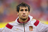 Javi Martinez of Spain