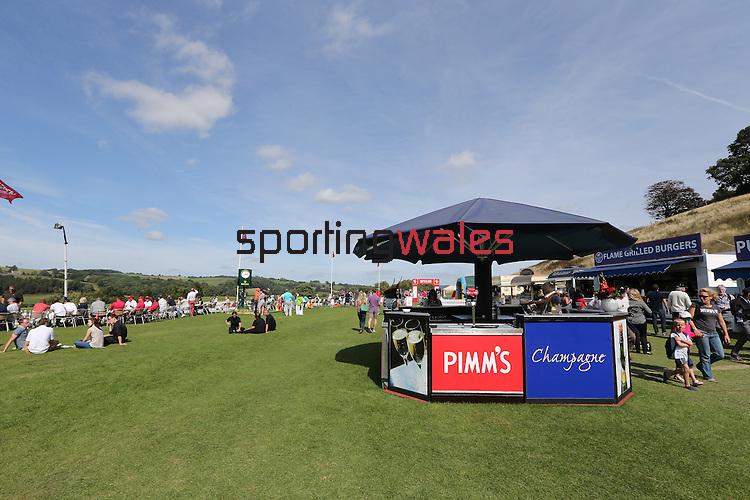ISPS Handa Wales Open 2013<br /> Tented Village<br /> <br /> 01.09.13<br /> <br /> &copy;Steve Pope-Sportingwales
