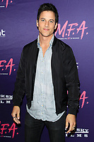 LOS ANGELES - OCT 2: Mike C Manning at the premiere of Dark Sky Films' 'M.F.A.' at The London West Hollywood on October 2, 2017 in West Hollywood, California