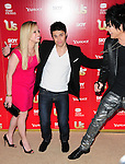 Katy Allen,Kris Allen & Adam Lambert at The Annual US WEEKLY HOT HOLLYWOOD Party held at Voyeur in West Hollywood, California on November 18,2009                                                                   Copyright 2009 DVS / RockinExposures