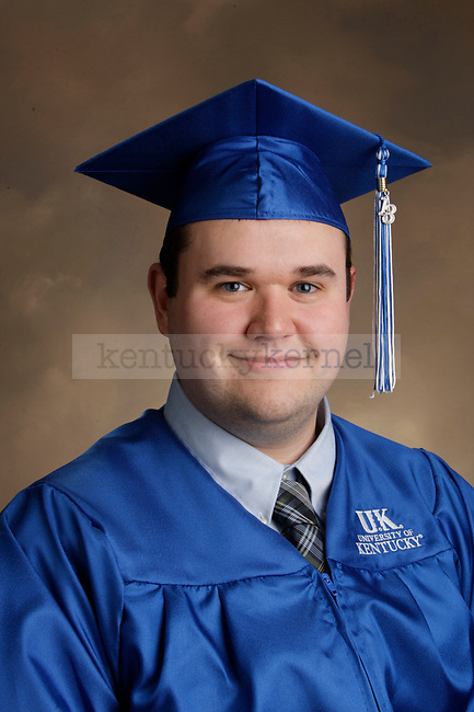Ammerman, Dustin photographed during the Feb/Mar, 2013, Grad Salute in Lexington, Ky.