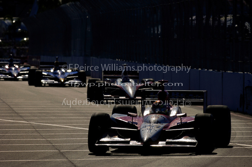 Grand Prix of St. Petersburg, 3 April, 2005.Dan Wheldon.Copyright©F.Peirce Williams 2005.  ref.Digital Image Only