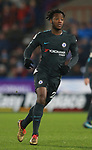 Michy Batshuayi of Chelsea during the premier league match at the John Smith's Stadium, Huddersfield. Picture date 12th December 2017. Picture credit should read: Simon Bellis/Sportimage