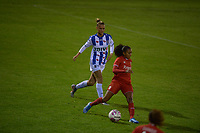 VOETBAL: HEERENVEEN: 11-10-2019, SC Heerenveen - FC Twente vrouwenvoetbal, uitslag 1-3, ©foto Martin de Jong