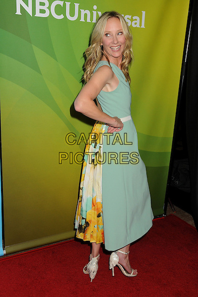 14 July 2014 - Beverly Hills, California - Anne Heche. NBC Universal Press Tour Summer 2014 held at the Beverly Hilton Hotel. <br /> CAP/ADM/BP<br /> &copy;Byron Purvis/AdMedia/Capital Pictures