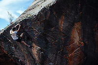 Southern Grampians Bouldering, September 2015