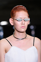 FEB 2018 Alexander Wang catwalk show at New York Fashion Week
