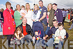 Family and friends from Duagh and Ballyduff enjoying the annual Horse and Pony racing in Abbeyfeale last Sunday at Relihan's Inch. F l-r: Roisin Maher, Brian O'Connor, Billy Roberts, Tom and Jamie Daly. B l-r: Marie, Geraldine, Aishling and Sandra Maher, Kate and Joe Roberts with Brianne and Orlaith O'Connor.