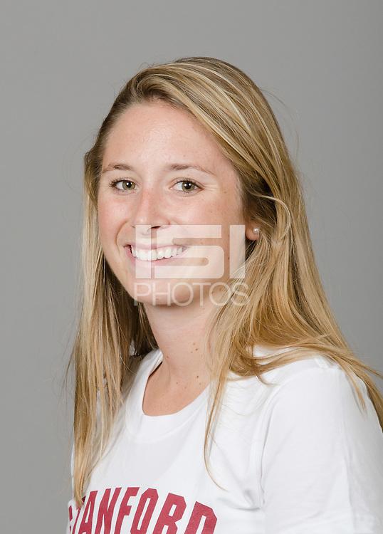 STANFORD, CA - September 27th, 2011: Stanford Squash athlete portrait.