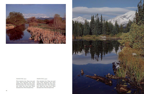 """Private guided tours of Boulder and Indian Peaks Wilderness.<br /> From: """"Boulder, Colorado: A Photographic Portrait"""" by John Kieffer."""