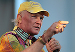 Mike Love and the Beach Boys perform at the Harveys Lake Tahoe Outdoor Arena in Stateline, Nev., on Sunday night, July 15, 2012. The event was the final show in the United States as part of their 50th anniversary tour..Photo by Cathleen Allison