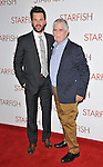 "Tom Riley and Tom Ray at the ""Starfish"" UK film premiere, Curzon Mayfair cinema, Curzon Street, London, England, UK, on Thursday 27 October 2016. <br /> CAP/CAN<br /> ©CAN/Capital Pictures"
