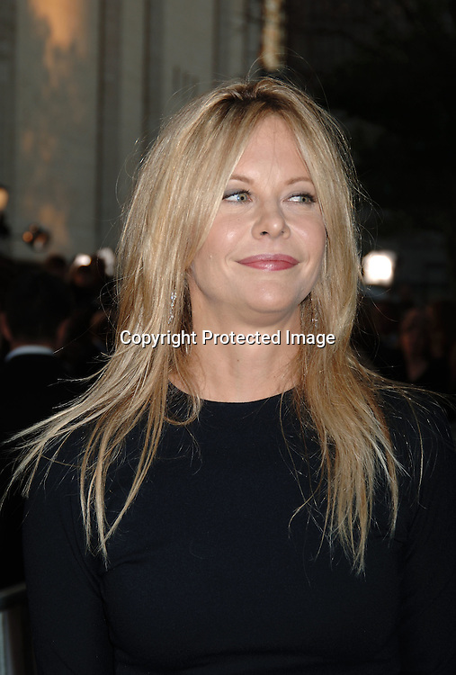 Meg Ryan..arriving at The Opening of The Metropolitan Opera's 2006-2007 Season on September 25, 2006 in the Lincoln Center Plaza. ..Robin Platzer, Twin Images..