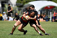 Rugby 7&rsquo;s &ndash; Regional Condor Qualifying at Naenae College, Lower Hutt, New Zealand on Monday 22 October  2018. <br /> Photo by Masanori Udagawa. <br /> www.photowellington.photoshelter.com