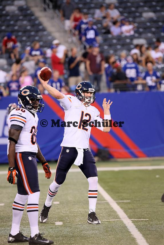 QB Josh McCown (Bears)