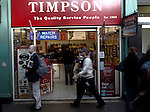 Timpson shop