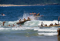 Central Coast Surf Carnival for bicentennial Terrigal Beach, Sydney