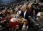 Zinedine Zidane manager of Real Madrid with the trophy during the Champions League Final match at the Millennium Stadium, Cardiff. Picture date: June 3rd, 2017.Picture credit should read: David Klein/Sportimage