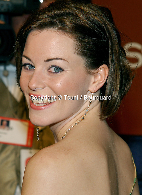 "Elizabeth Banks arriving at the Golden Globes Awards,""In Style After Party""  at the Beverly Hilton Hotel in Los Angeles. January 19, 2003."