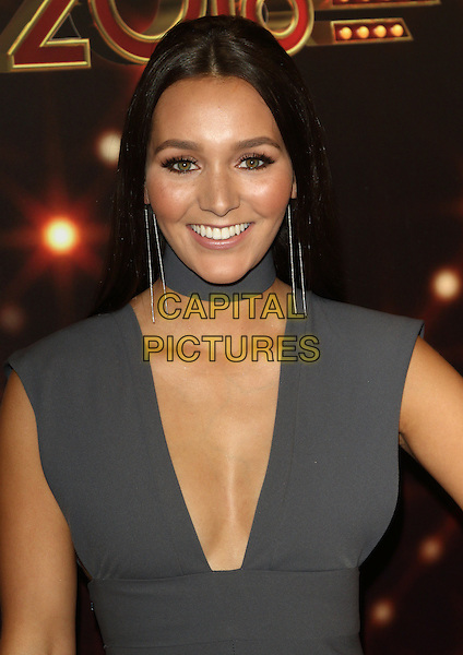 Nadine Mulkerrin at The British Soap Awards 2016 at the Hackney Empire, London on 28 May 2016<br /> CAP/ROS<br /> &copy;ROS/Capital Pictures