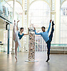 TOWER OF ROYAL BALLET POINTE SHOES TO LAUNCH NEW COMPETITION AT THE ROYAL OPERA HOUSE<br />