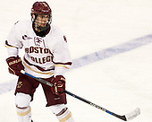Michael Campoli - The Boston College Eagles defeated the visiting UConn Huskies 2-1 on Tuesday, January 24, 2017, at Kelley Rink in Conte Forum in Chestnut Hill, Massachusetts.