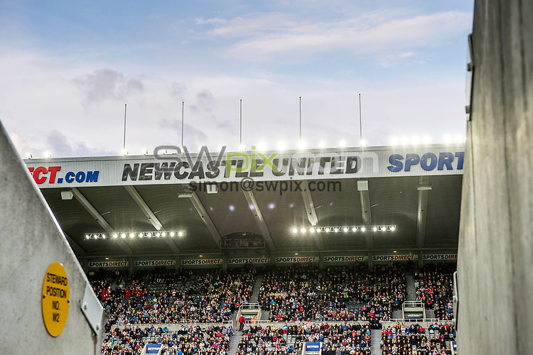 Picture by Allan McKenzie/SWpix.com - 20/05/2017 - Rugby League - Dacia Magic Weekend - St James' Park, Newcastle, England - The brief,