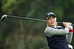 Yeun Jung Seo of South Korea tees off at the 15th hole during Round 2 of the World Ladies Championship 2016 on 11 March 2016 at Mission Hills Olazabal Golf Course in Dongguan, China. Photo by Victor Fraile / Power Sport Images