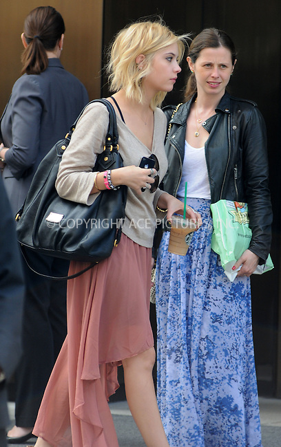 WWW.ACEPIXS.COM . . . . .  ....May 7 2012, New York City....Actress Ashley Benson arriving at a Soho hotel on May 7 2012 in New York City....Please byline: CURTIS MEANS - ACE PICTURES.... *** ***..Ace Pictures, Inc:  ..Philip Vaughan (212) 243-8787 or (646) 769 0430..e-mail: info@acepixs.com..web: http://www.acepixs.com