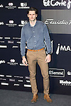 Sergio Mur attends the photocall of the fashion show of Emidio Tucci during MFSHOW 2016 in Madrid, February 04, 2016<br /> (ALTERPHOTOS/BorjaB.Hojas)
