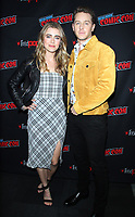 NEW YORK, NY - OCTOBER 6: Josh Dallas, Melissa Roxburgh  at NBC's Manifest Photocall during the 2018 New York Comic Con  in New York City on October 6, 2018. <br /> CAP/MPI/RW<br /> ©RW/MPI/Capital Pictures