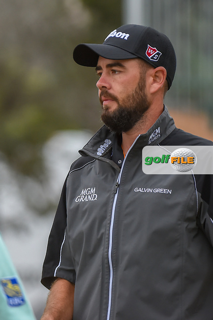 Troy Merritt (USA) heads down 10 during Round 3 of the Valero Texas Open, AT&T Oaks Course, TPC San Antonio, San Antonio, Texas, USA. 4/21/2018.<br /> Picture: Golffile   Ken Murray<br /> <br /> <br /> All photo usage must carry mandatory copyright credit (© Golffile   Ken Murray)
