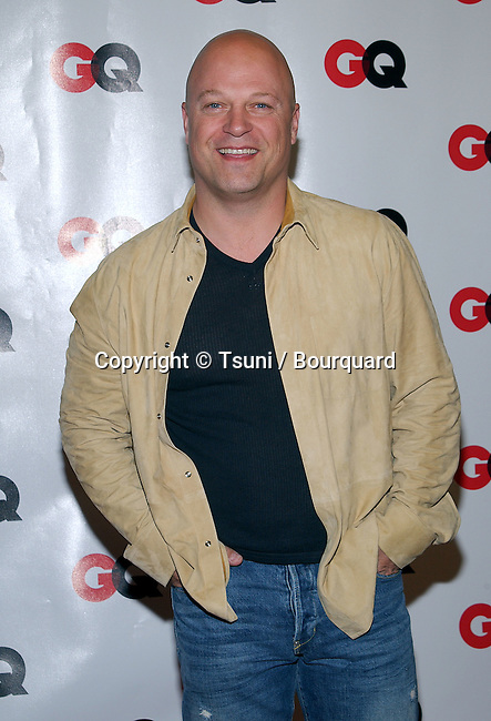 "Michael Chiklis arriving at the "" GQ 4th HOLLYWOOD ISSUE "" at the White Lotus in Los Angeles. February 20, 2003.          -            ChiklisMichael25.jpg"