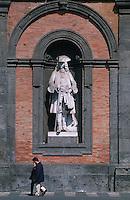Italy,Campania,Naples,Napoli,Palazzo Reale