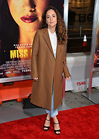 "LOS ANGELES, CA. January 30, 2019: Alice Braga  at the world premiere of ""Miss Bala"" at the Regal LA Live.<br /> Picture: Paul Smith/Featureflash"