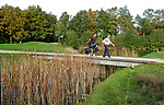 LIEREN bij Apeldoorn - Hole 6 van Golf en Businessclub  De Scherpenbergh . COPYRIGHT KOEN SUYK
