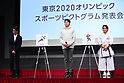 Pictograms for 2020 Tokyo Olympic and Paralympic Games announced