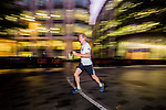 Runners compete at the Bloomberg Square Mile Relay on 21 September 2017 at Guildhall Yard in London, United Kingdom. Photo by Ian Walton / Power Sport Images
